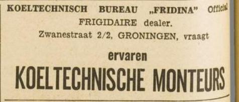 democratisch socalistisch dagblad 1954