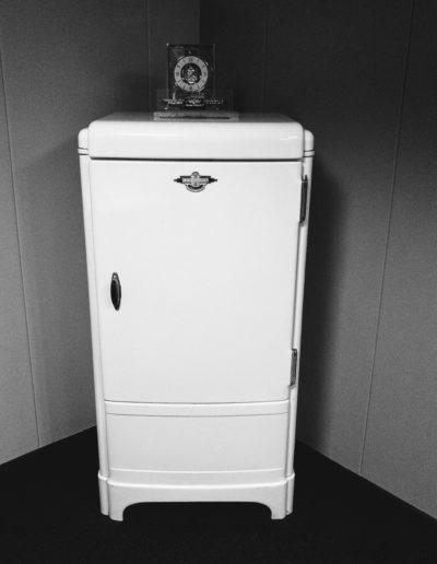 fridina koelkast oud