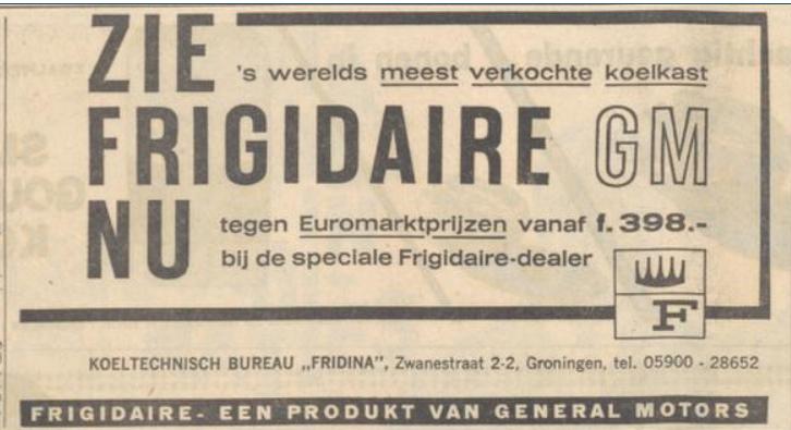 nieuwsblad van het noorden 1962