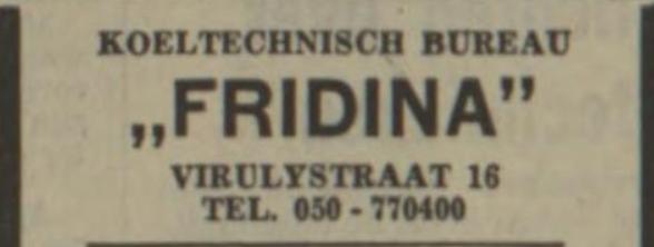 nieuwsblad van het noorden 1970