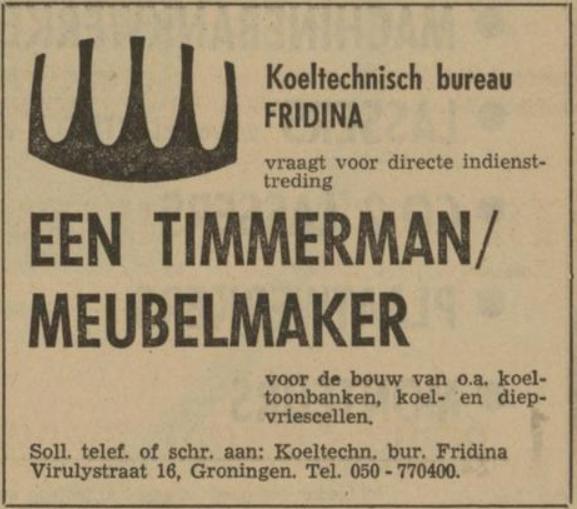 nieuwsblad van het noorden 1974